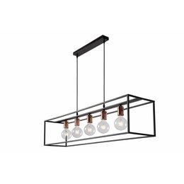 Lucide LED hanging lamp ARTHUR 08424/05/30