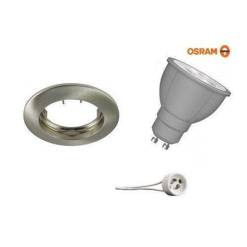 OSRAM Recessed ALU with GU10 LED 5Watt fixed