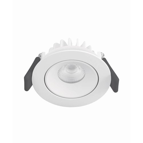 OSRAM Ledvance 6.5W COB LED inbouwspot rond warm wit