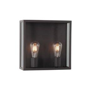 PSM Lighting Applique murale polie Black W737 - Copy