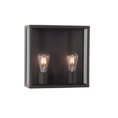 PSM Lighting Polo surface mounted wall luminaire Black W737 - Copy