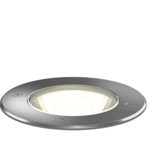Wever & Ducré LED grondspot Map 1.2 INOX