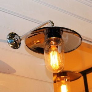 Authentage verlichting Country Wall Lamp Elebase 90 Outdoor