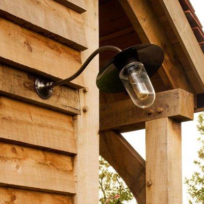 Authentage verlichting Landelijke Wandlamp Elebase 45 Outdoor
