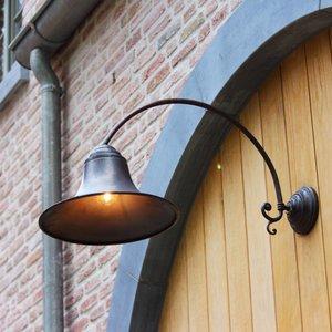 Authentage verlichting Landelijke Wandlamp Elegance Petite Outdoor