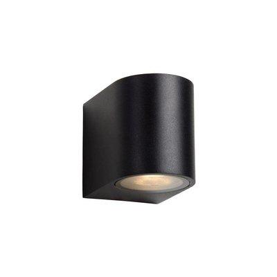 Lucide Wandlamp ZORA-LED Buiten rond 1x5W