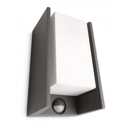 Philips Wall light Outdoor Ecomoods Bridge with sensor 163529316
