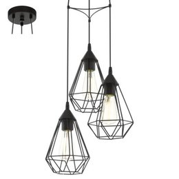 EGLO Vintage hanglamp TARBES 94191
