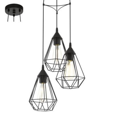 Lampe Tarbes Vintage À Suspension 94191 BxQCeWrdoE