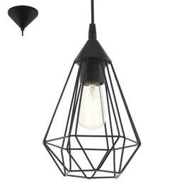 EGLO Vintage pendant lamp TARBES 94187