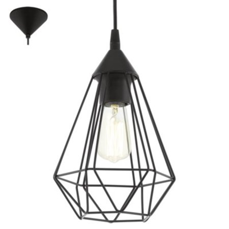 EGLO Vintage hanglamp TARBES 94187