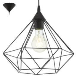 EGLO Vintage pendant lamp TARBES 94188