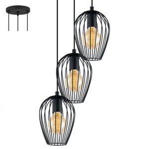 EGLO Vintage hanging lamp NEWTOWN 49479