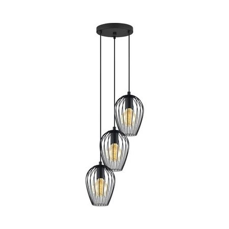 EGLO Vintage hanglamp NEWTOWN 49479