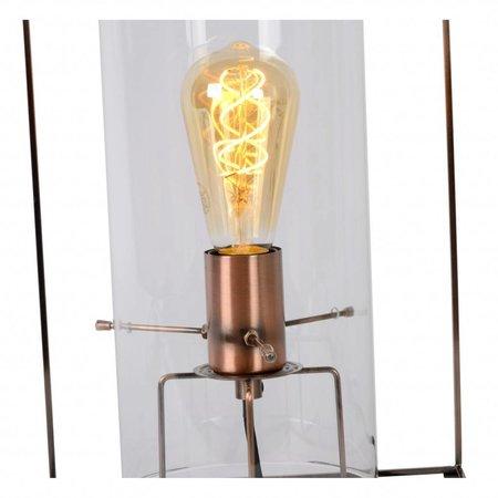 Lucide Vintage tafellamp JULOT 78586/01/17