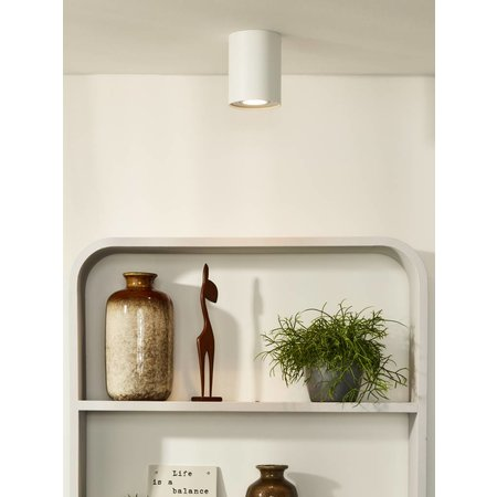 Lucide Design ceiling spot Tube round