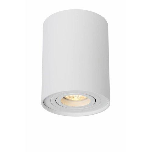 Lucide TUBE - Ceiling spotlight - Ø 9.6 cm - 1xGU10 - White - 22952/01/31