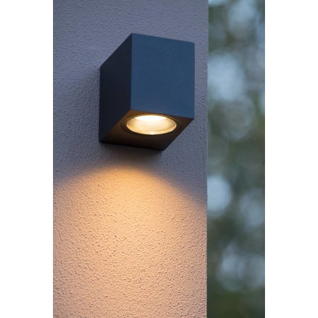 Lucide Wall light ZORA-LED Outdoor 1x5W