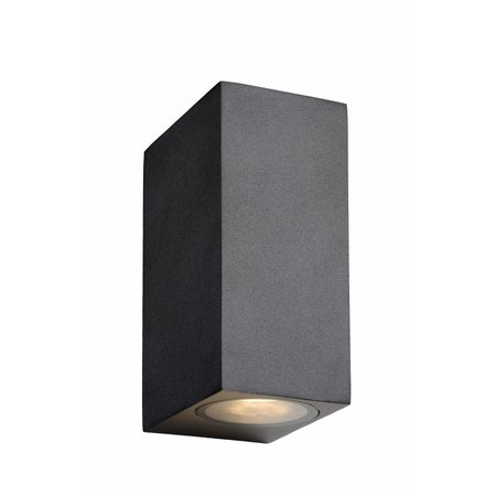 Lucide Wall light ZORA-LED Outdoor 2x5W