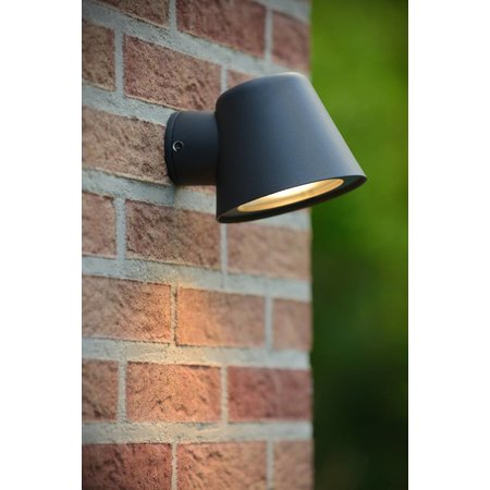 Lucide Wall light DINGO-LED Outdoor 1x5W