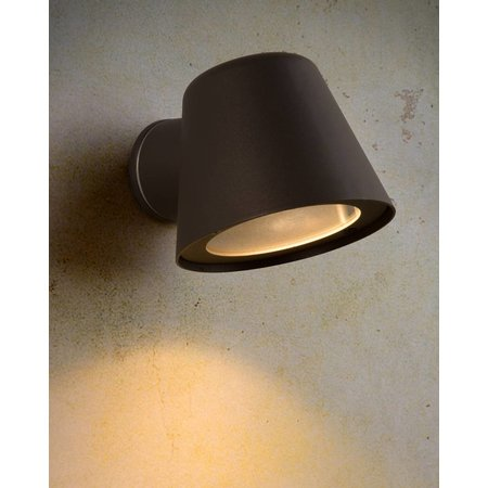 Lucide Wandlamp DINGO-LED Buiten 1x5W