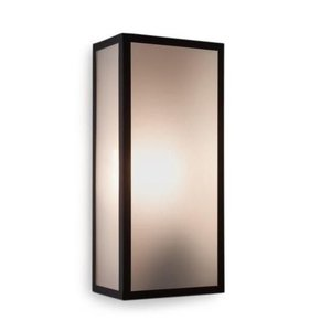 Astro LED Vintage Wall Lamp Messina Sensor Black 7355