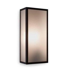 Astro Wall lamp Messina Sensor Black textured