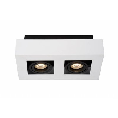 Lucide LED Ceiling Spot Xirax white 09119/10/31