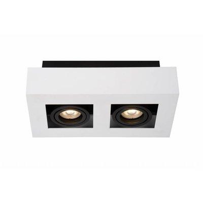 Lucide Spot de plafond LED Xirax blanc 09119/10/31