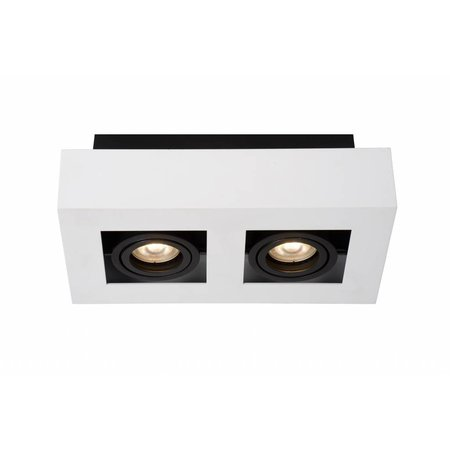 Lucide LED Ceiling Spot Xirax white 09119/10/31