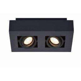 Lucide LED Ceiling Spot Xirax black 09119/10/30
