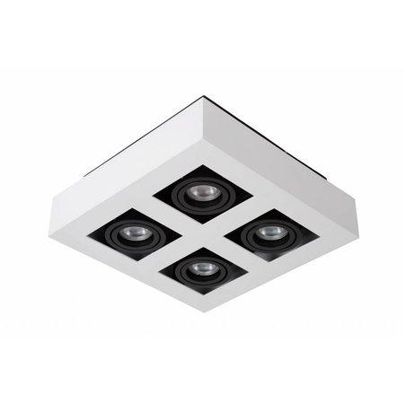 Lucide LED Ceiling Spot Xirax white 09119/20/31