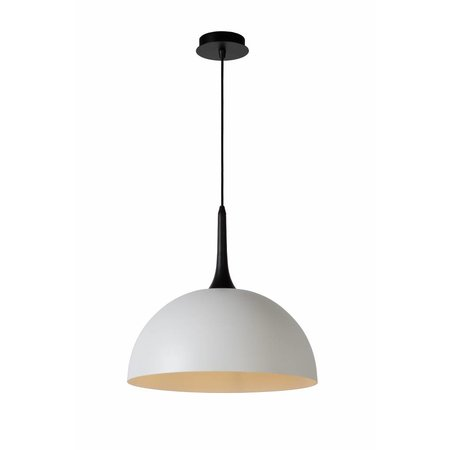 Lucide Hanging lamp Conor white Ø 60 cm 21404/60/31