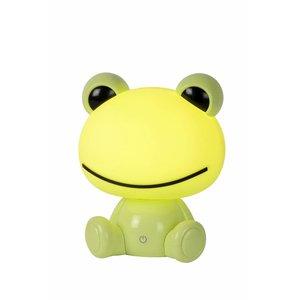 Lucide DODO Frog - Tafellamp Kinderkamer - LED Dimb. - 3 StepDim - Groen - 71592/03/85