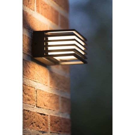 Lucide LED Wandlamp Malta Buiten IP54 15800/05/30