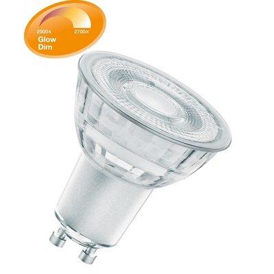 OSRAM 4.6-50W LED spot GU10 GlowDim