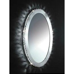 EGLO TONERIA conception miroir mural LED ovale 93 948