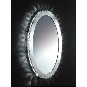 EGLO TONERIA design LED wall mirror Oval 93 948