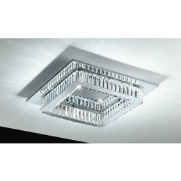 EGLO Corliano design LED ceiling fixture - Square
