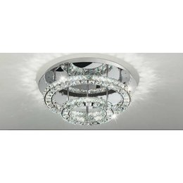 EGLO TONERIA conception plafonnier LED luminaire - 2 39 003 anneaux lumineux