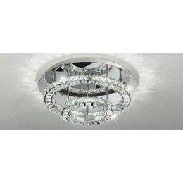 EGLO TONERIA design LED plafondarmatuur - 2 Lichtringen 39003