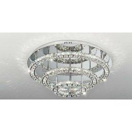 EGLO TONERIA conception plafonnier LED luminaire - 3 39 002 anneaux lumineux