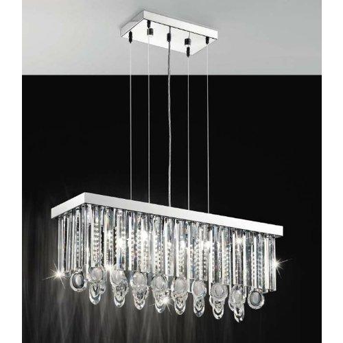 EGLO La conception LED CALAONDA luminaire suspendu - moyenne