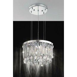 EGLO CALAONDA design LED pendelarmatuur -circle