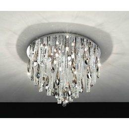EGLO CALAONDA design LED ceiling luminaire raindrop