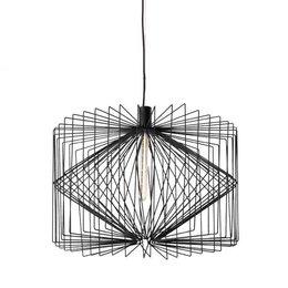Wever & Ducré Led Hanging lamp Wiro 6.5 Black 2095E0B0