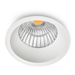 ORBIT COB LED Recessed spot Cone Round