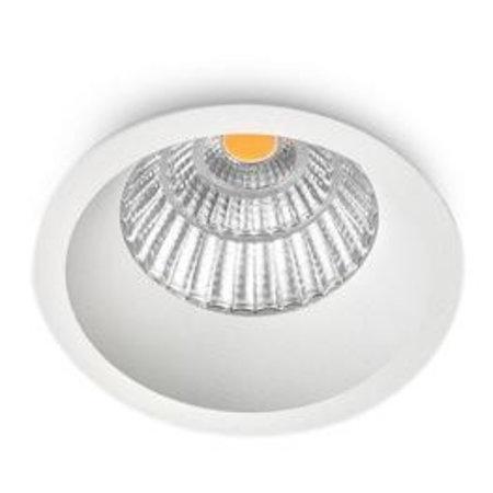 ORBIT COB LED Spot encastré Cone Round