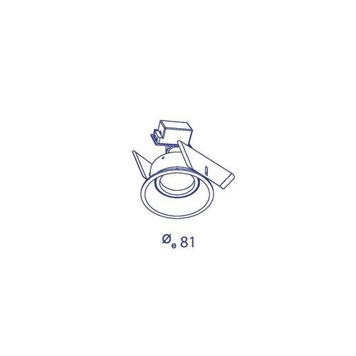 ORBIT COB LED Recessed spot 6038 Series - Copy