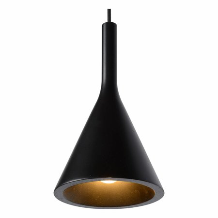 Lucide GIPSY LED hanglamp zwart 35410/04/30
